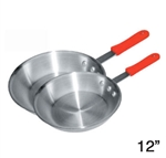 Winco FPT3-12 Induction Fry Pan - 12""