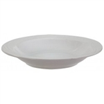"Crestware Soup Bowl, 8-7/8"", swirl embossed pattern, ceramic, Firenze, (FR61)"