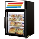 True GDM-05-LD 5 Cu.Ft. Countertop Refrigerated Merchandiser