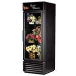 True GDM-23FC-HC-LD Glass Door (2) Shelves Floral Merchandiser