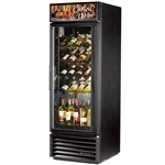 True GDM-23W-LD Glass Door Refrigerated Wine Merchandiser