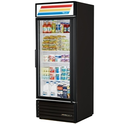 True GDM-26-LD (4) Shelves 26 Cu.Ft. Refrigerated Merchandiser