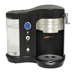 Bloomfield Suncana Single Cup Plumbed-In POD Brewer, (H701B-120V)