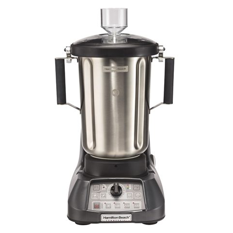 Expeditor 1-Gallon Capacity Culinary Food Blender Hamilton Beach Commercial HFB1100S
