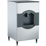 Scotsman HD30B -1H Hotel Ice Dispenser - 180 Lb Storage Capacity