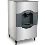 Scotsman Hotel Ice & Water Dispenser - 180 Lb Storage Capacity, (HD30W-1H)