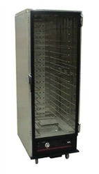 Carter-Hoffmann Mobile Heated Cabinet, (HL1-18)