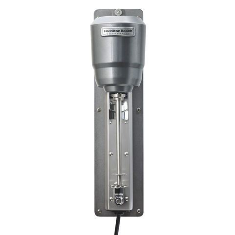Hamilton Beach Wall-Mount Single Spindle 2-Speed Commercial Drink Mixer - (model HMD300)
