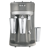Hamilton Beach Triple Spindle 3-Speed Commercial Drink Mixer - (model HMD400)