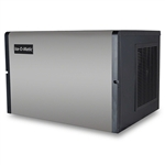 ICE-O-Matic 529-Pound Air-Cooled - Side Discharge Half Cube Ice Machine, (ICE0406HA)
