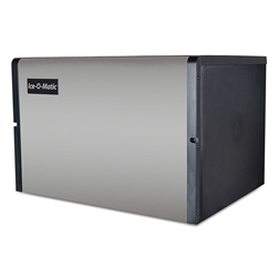 ICE-O-Matic 523-Pound Water Cooled Half Cube Ice Machine, (ICE0406HW)