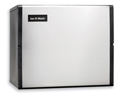 ICE-O-Matic ICE0806HW 898 Lb Water-Cooled Ice Machine Half Cube