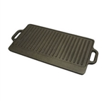 Winco IGD-2095 Rectangular Cast Iron Griddle