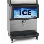 ICE-O-Matic 250-lb Ice Storage Capacity Ice Dispenser, (IOD250)