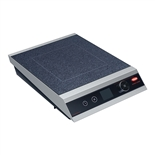 Hatco Countertop Induction Cooktop - Single Burner - 120V, 1800 Watt - (IRNG-PC1-18)
