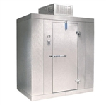 "Norlake Walk In Cooler Modular, Self-Contained - 6' W x 8' L x 7'-7"" H, (KLB7768-C)"