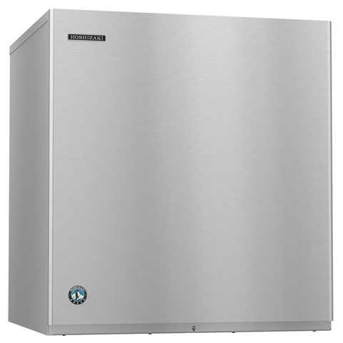 950 Lb Crescent Cube Ice Maker - Water Cooled - 30 Inches Wide (Hoshizaki KM-901MWJ)