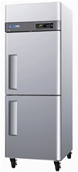 Turbo Air 24 Cu.Ft. (2) Door (1) Section Reach-in Freezer, (M3F24-2)