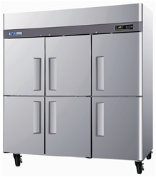 Turbo Air M3F72-6 Reach-in Freezer  | Commercial Refrigeration