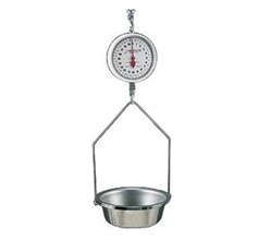 Detecto Hanging Fish & Vegetable Scale - 20 lb. Capacity, (MCS-20F)