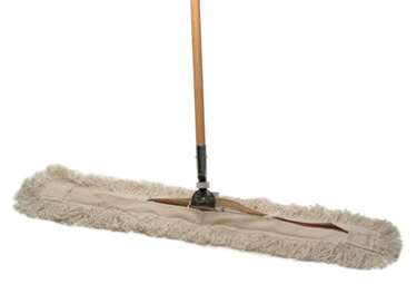Royal Industries Dust Mop Handle With Swivel Snap, (MOP DUST HANDLE)