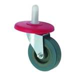 Winco Replacement Caster for Mop Bucket  - (MPB-36WH)