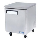 Turbo Air 28-Inch 7 Cu.Ft. (1) Door Under Counter Freezer, (MUF-28)