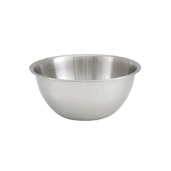 Winco MXB-1600Q Stainless Steel Mixing Bowl - 16 Qt.