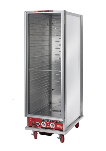 Win-Holt Full Height Heater Proofer Cabinet - NHPL-1836-ECOC