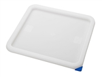 Winco PECC-L Square Food Storage Container Cover