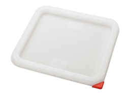 Winco PECC-M Square Food Storage Container Cover
