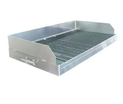 Char-Broiler Top For Model PCG Portable Commercial Griddle