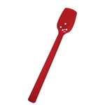 Perforated Buffet Spoon Red
