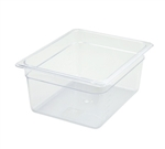 "Thunder Group Polycarbonate Pan - Half Size, 6"" Deep (PLPA8126)"