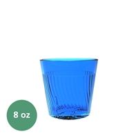 Thunder Group Belize Tumbler - 8 Oz., Blue Color (PLPCTB308BL)