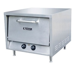 AdCraft Countertop 2-Deck Electric Pizza Oven - PO-18