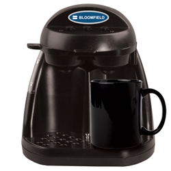 Bloomfield Dual Cup Pod Brewer, (POD-2)