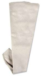 "Royal Industries Canvas Pastry Bag - 12"", (PST 12 C)"