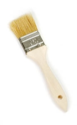 "Royal Industries Pastry Brush - 1.5"", (PST BRU W 15)"