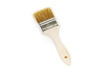 "Royal Industries Pastry Brush - 2"", (PST BRU W 2)"