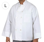 Royal Industries RCC-303-L Chef's Jacket