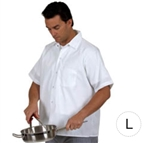 Royal Industries RKS-501-L Cook's Shirt