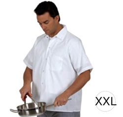 Royal Industries RKS-501-XXL Cook's Shirt