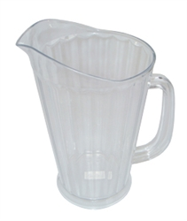 Royal Industries Plastic Pitcher - Tapered - 60 Oz., (ROY 5702)
