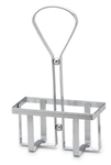 Royal Industries Rack for Square Glass Cruets, (ROY 600 R)