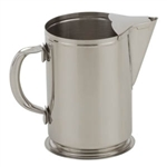 Royal Industries Water Pitcher - 64 Oz., (ROY B 600)