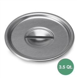 Royal Industries ROY-BM-35-C Bain Marie Pan Cover - 3.5 Qt.