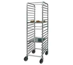 Royal Industries NSF Aluminum Portable Sheet Pan Rack, (ROY BPR 20)