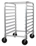 Royal Industries ROY-BPR-9 Portable Sheet Pan Rack