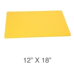 Royal Industries ROY-CB-1218-Y Cutting Board